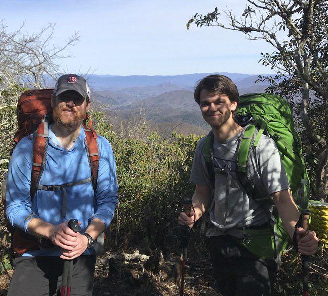 BRAD DYE: Mantras and sleeping bags on Appalachian Trail