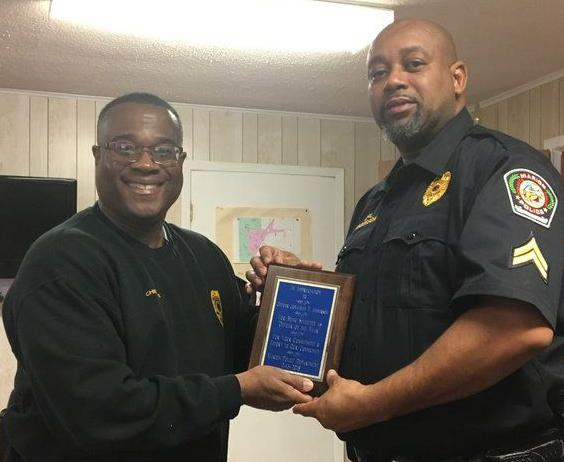 Marion Police Department chooses first 'Officer of the Year' | Local ...