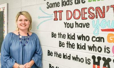 Anita Wansley ready to take on leadership role at Northeast Lauderdale Elementary
