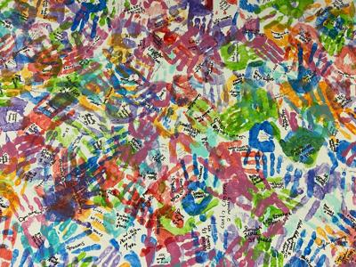 Anderson Regional Cancer Center hosts seventh annual 'Handprints of Hope'
