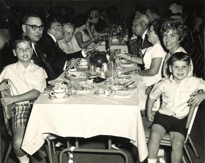 ROBERT ST. JOHN: Shrimp, smoke and Shirley