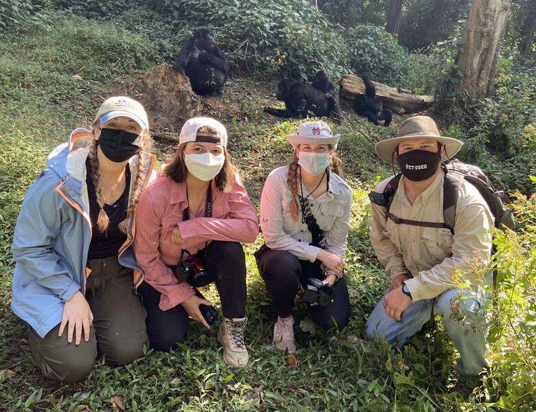 FIELD STUDIES: Meridian vet student finds Ugandan trip enlightening