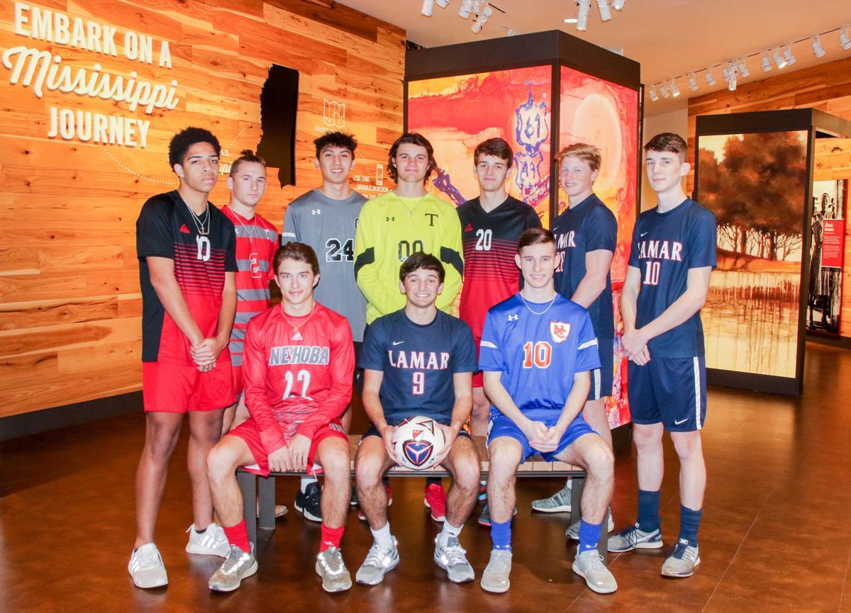 2019 Premier Preps Boys Soccer Team | Sports | meridianstar com