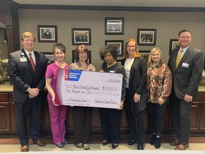 Rush Health Systems receives transportation grant from American Cancer Society