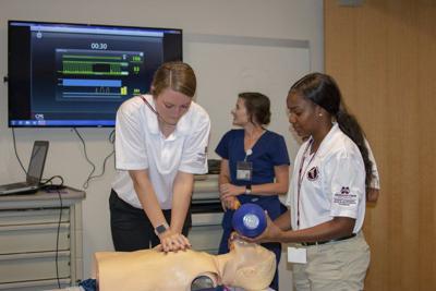 Recruitment begins … Program offers high school juniors head start on medical, science studies