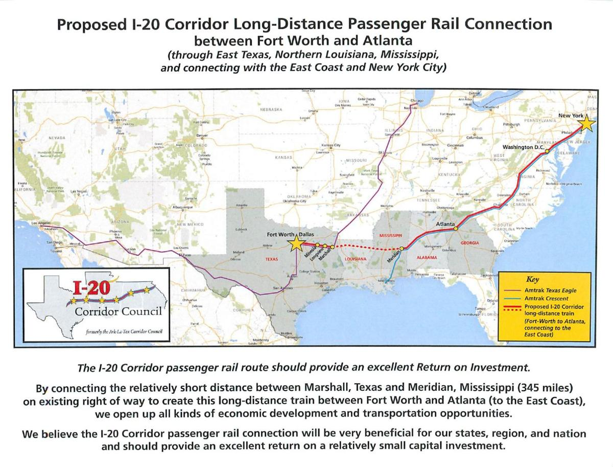 More local train service possible: Study looks at Atlanta-Ft. Worth ...