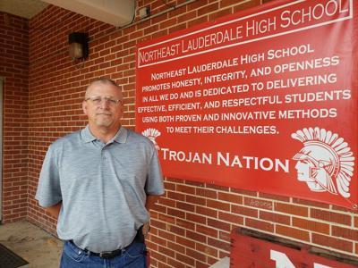 Sammy Sullivan ready to lead at Northeast High School