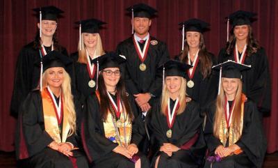 Keenum commends MSU-Meridian grads' abilities to adapt, overcome challenges