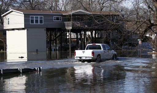 Mississippi River-Flooding | | meridianstar com