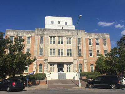 Architect proposes 5 scenarios for Lauderdale County Courthouse