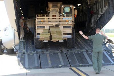 Area guardsmen deploy to Puerto Rico, U S  Virgin Islands