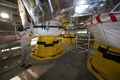 NASA takes first steps to resume core stage testing in Bay St. Louis