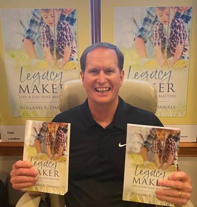West Lauderdale and MCC alum releases second book