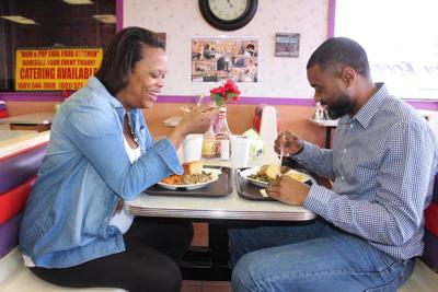 Groovy Mom Pops Soul Food Kitchen In Meridian A Family Affair Interior Design Ideas Clesiryabchikinfo