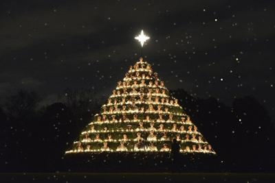 Belhaven University to celebrate 87 years of Singing Christmas Tree tradition