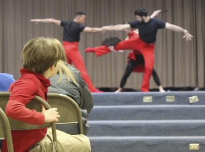 Ballet Hispánico dance company uses movement to teach, promote diversity