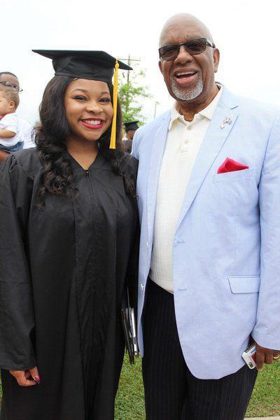 EMCC student Kelsey Hearn earns college degree before high school graduation