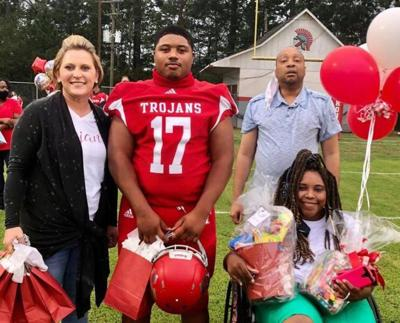 Northeast Lauderdale senior remembered for smile, personality