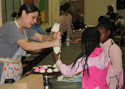 Teacher, firefighter, or cupcake creator?: Poplar Springs students learn about career choices