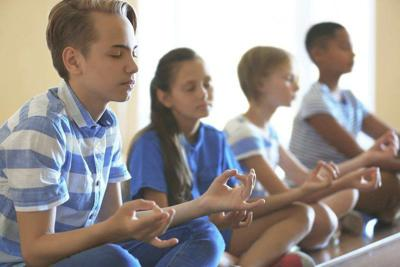 Are yoga and mindfulness in schools religious?