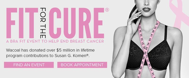 836ede26382e Fit for the Cure Dillard's Bonita Lakes joins fight against breast ...