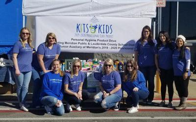 Kits for Kids underway for Meridian, Lauderdale County children in need of hygiene supplies