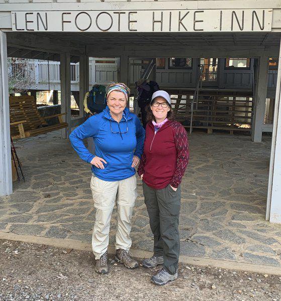 BRAD DYE: Amazing people on the Appalachian Trail
