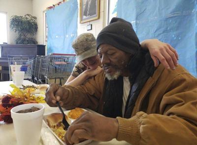 A day of giving thanks at L.OV.E.'s Kitchen in Meridian