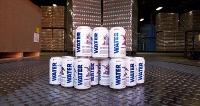 Anheuser-Busch, Mitchell Distributing provideemergency drinking water for Hurricane Ida relief