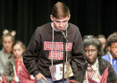 Lauderdale County Spelling Bee a 'juicy' win for West Lauderdale student