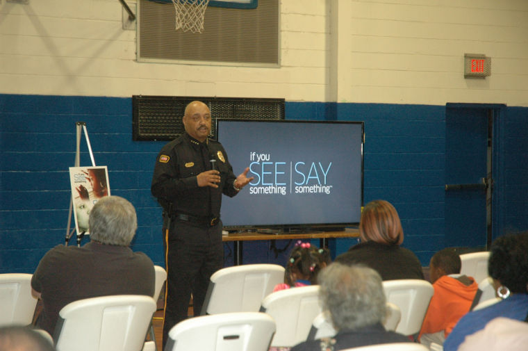 First of two crime education forums held | Local News | meridianstar com