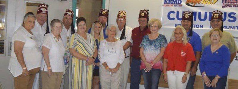 NEIGHBORS: Marshall honored, Hamasa Shriners of Marion attend homecoming