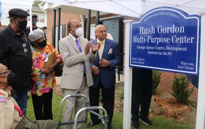 Lifelong Eagle Scout honored with community center dedication