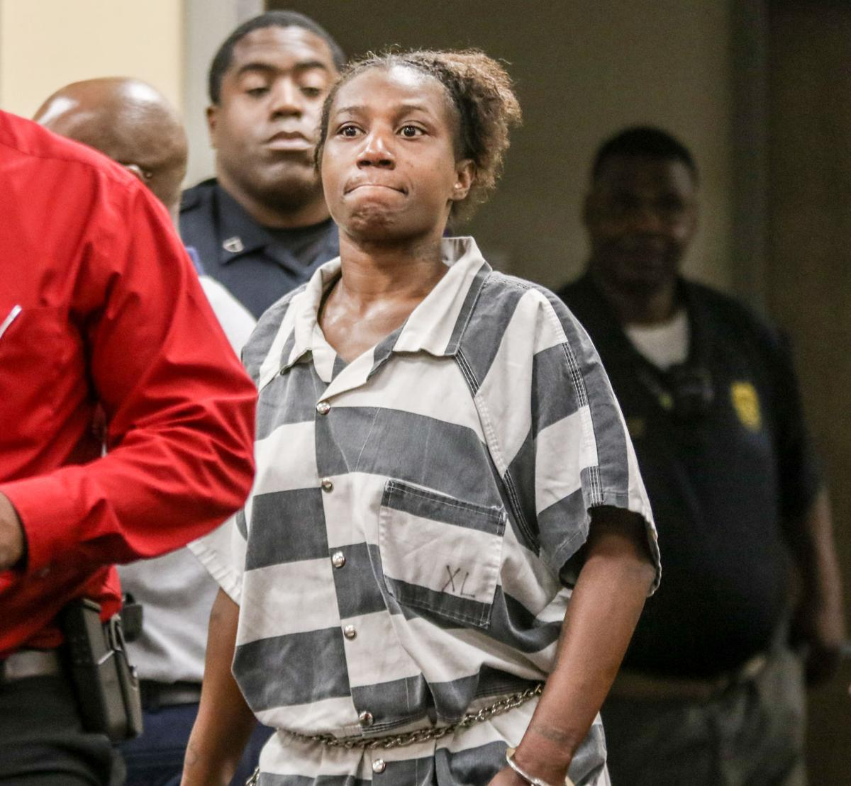Meridian woman charged with capital murder following discovery of a child's body