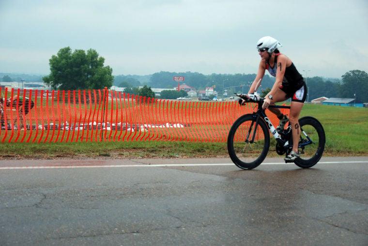 Triathletes brave rainy conditions at Heart O' Dixie | Sports
