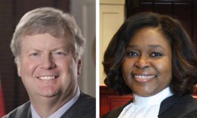 Griffis, Westbrooks tout qualifications ahead of Mississippi Supreme Court election
