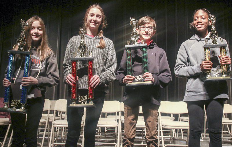 Northeast Lauderdale Middle School student advances to state spelling bee