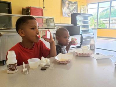Summer program offers nutritious meals for Meridian children