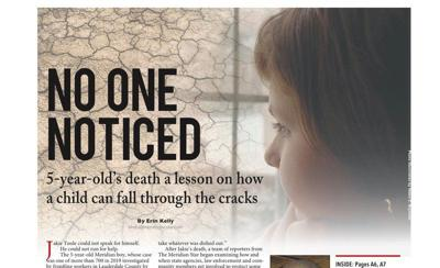 The Meridian Star honored for coverage of child's death Investigative, Community Service among 28 Mississippi Press Association awards