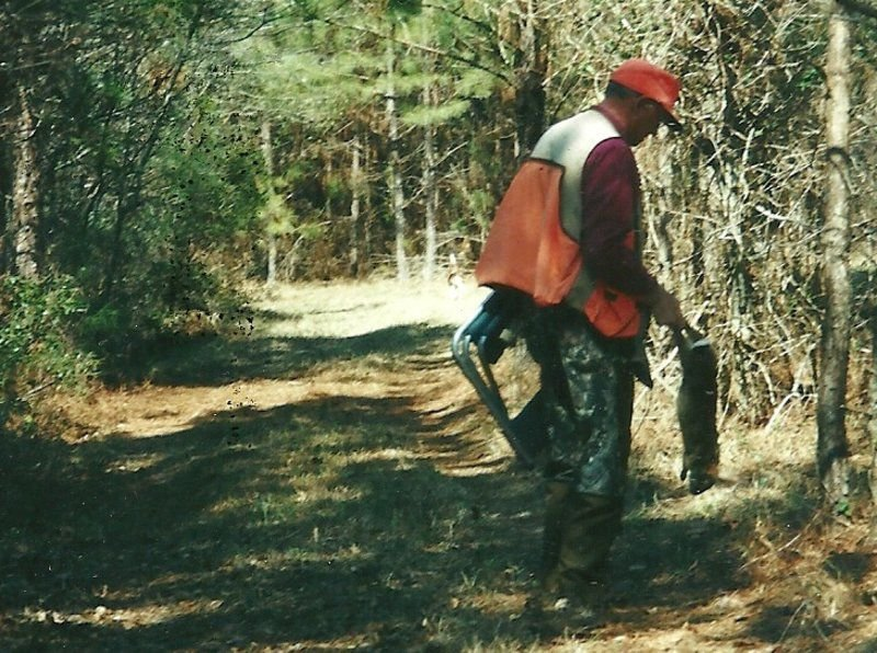Otha Barham Anatomy Of A Southern Rabbit Hunt Outdoors