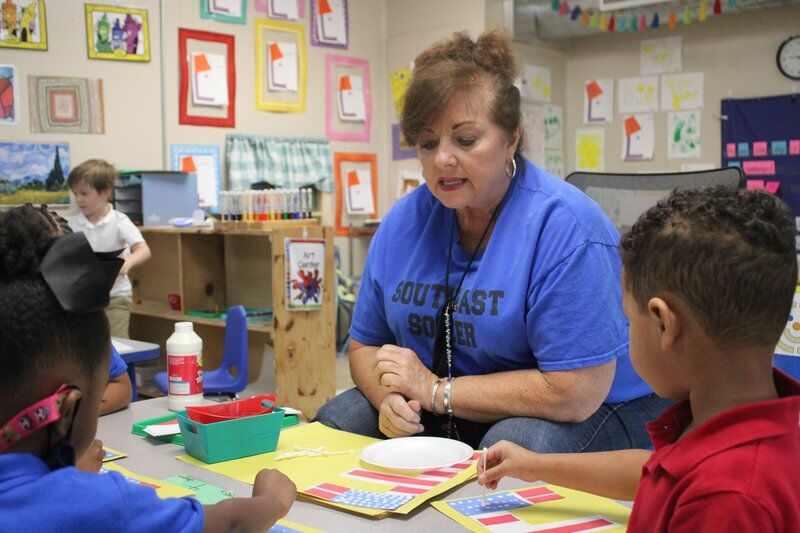 HIGH MARKS: County schools see success with new pre-K program