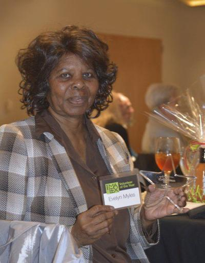 The MAX Evelyn Myles named Volunteer of the Year, outstanding volunteers recognized