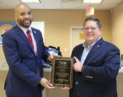 Kercheval honored with Al Rosenbaum Lifetime Achievement Award