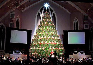 the singing christmas tree - Singing Christmas Tree Lights