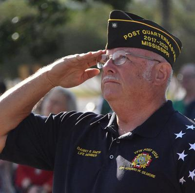 MCC, community honor POW/MIAs with flag ceremony