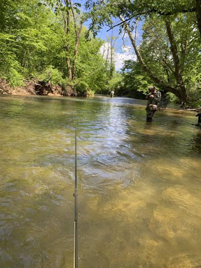BRAD DYE: Changed by the Creek