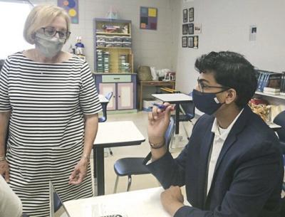Lamar teacher Phyllis Skipper honored by U.S. Air Force Association
