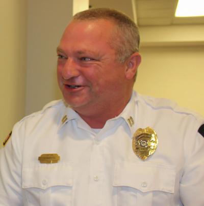 Meridian police Capt. John Griffith suspended pending internal investigation