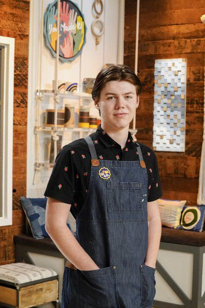 Meridian artist Eagan Tilghman competes on tv show 'Making It'