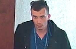 Meridian police seek man accused of vehicle theft